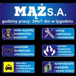 Koszulka Mąż S.A.