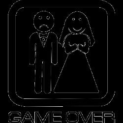 Game over - pan młody