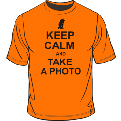 Keep Calm Take Photo