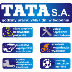 Koszulka Tata SA