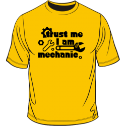 Trust me I am mechanic