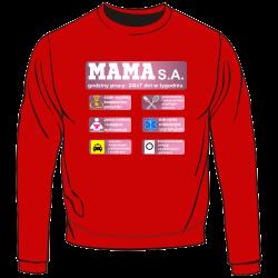 Bluza Mama SA Firma