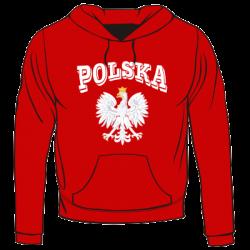 Bluza Polska z Orłem