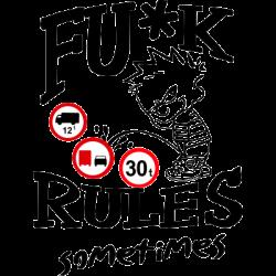 Koszulka czasami trzeba olac zasady