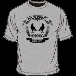 Koszulka najlepszy hodowca gołębi