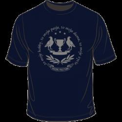 Koszulka dla hodowców gołębi