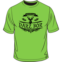 Koszulka myśliwego - darz bór