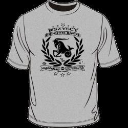 Koszulka ze znakiem zodiaku Koziorożec