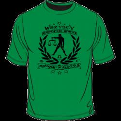 Koszulka ze znakiem zodiaku Waga