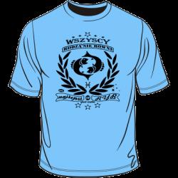 Koszulka ze znakiem zodiaku Ryby
