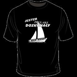 Koszulka żeglarz doskonały
