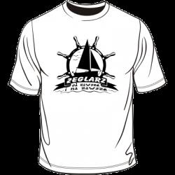 Koszulka dla żegalrzy - na zawsze