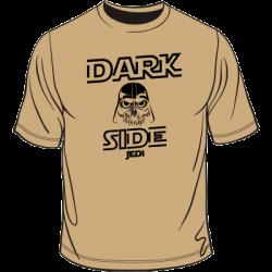 Koszulka dark side jedi