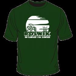 Koszulka dla rolnika na zawsze