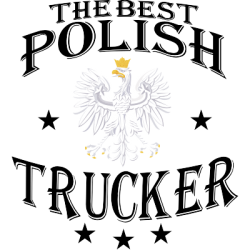 Bluza Polish Trucker