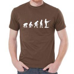 Ewolucja wędkarz