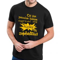 Koszulka blask zajebistości