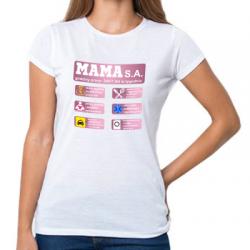 Koszulka Mama SA Firma