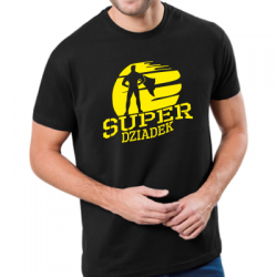 Koszulka dla super dziadka