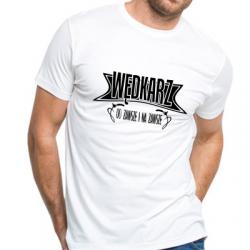 Koszulka wędkarz od zawsze i na zawsze
