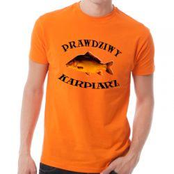 Koszulka prawdziwy karpiarz