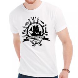 Koszulka z nadrukiem dla żeglarzy - sailing