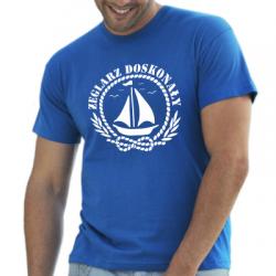 Koszulka dla doskonałego żeglarza