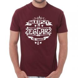 koszulka najlepszy żeglarz na świecie