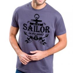 Koszulka the best sailor - najlepszy żeglarz