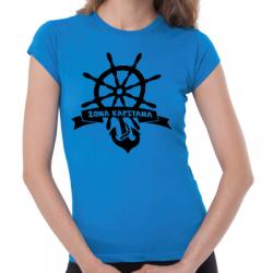 Koszulka żona kapitana