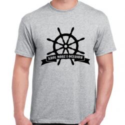 Koszulka król mórz i oceanów