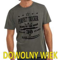 Koszulka perfekcyjny kierowca ciężarówki