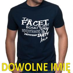Koszulka dla chłopaka faceta zajęty
