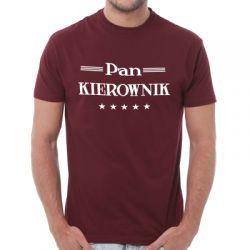 Koszulka Pan Kierownik