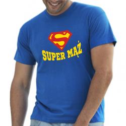 Koszulka Super Mąż