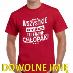 Koszulka dla chłopaka z dowolnym imieniem
