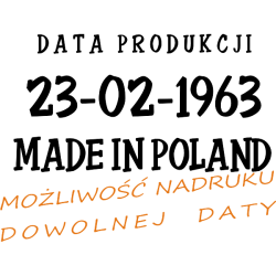 Data produkcji made in poland