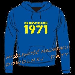 Bluza since - dowolny rok